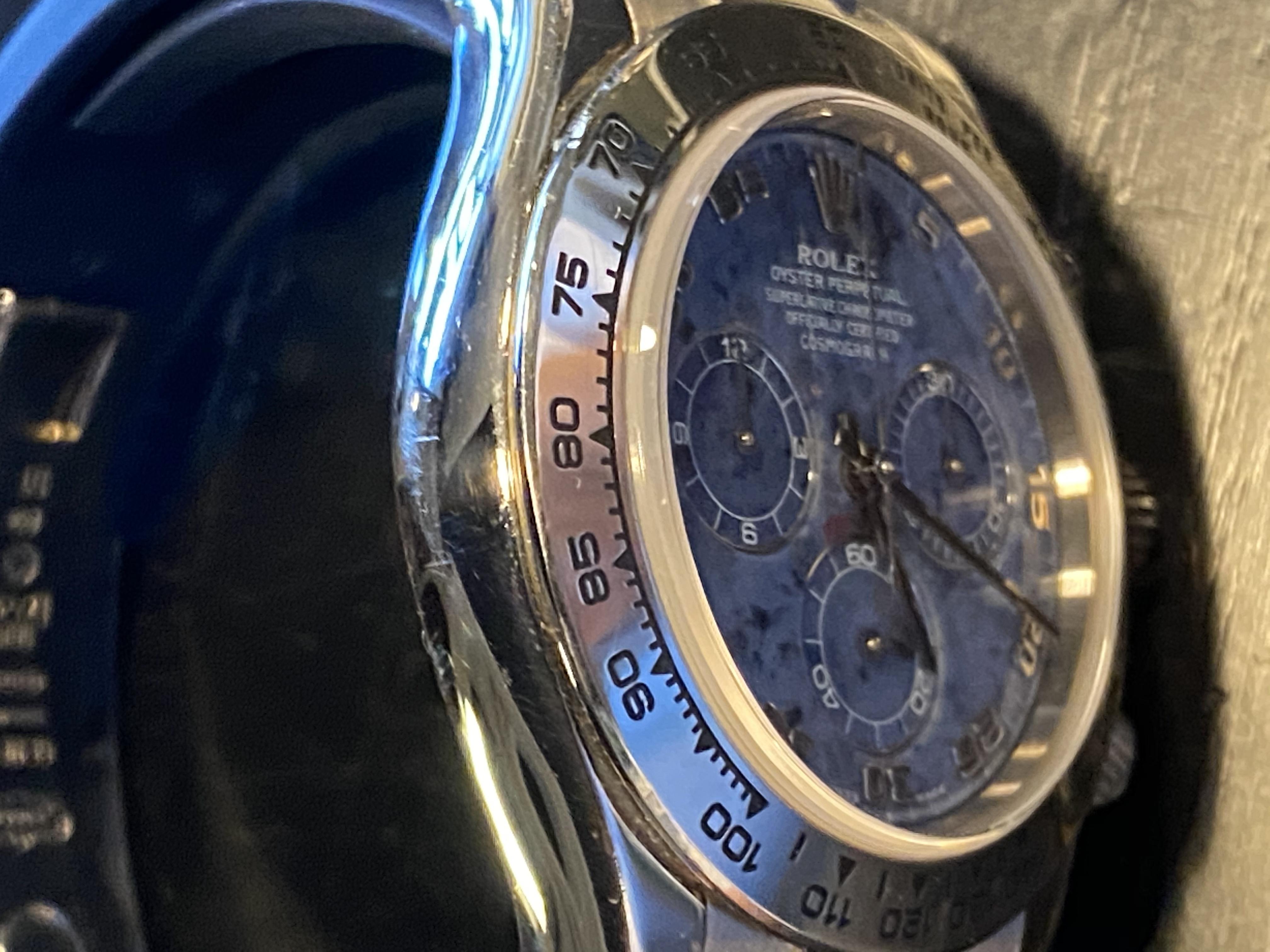 Rolex Daytona Sodalite  | Alassio