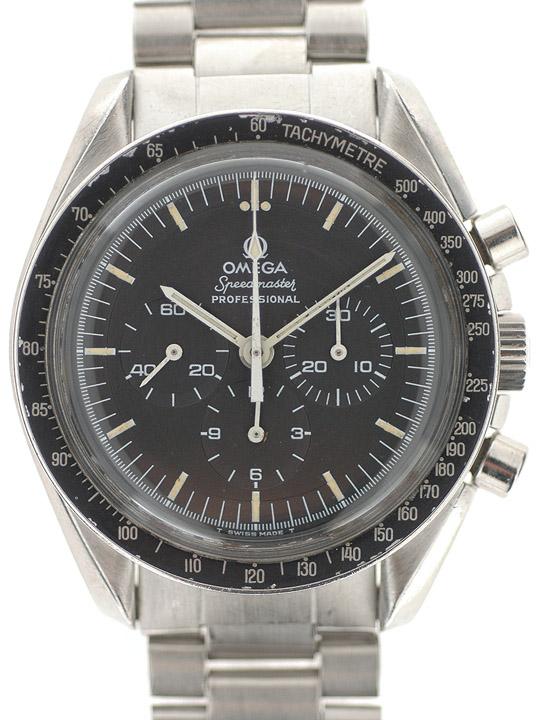 Omega Speedmaster Professional Moonwatch SCRITTA DRITTA '69 | Chieri