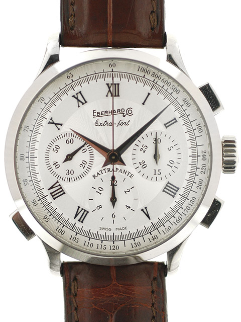 Eberhard & Co. Extra-Fort Rattrappante Limited   Chieri