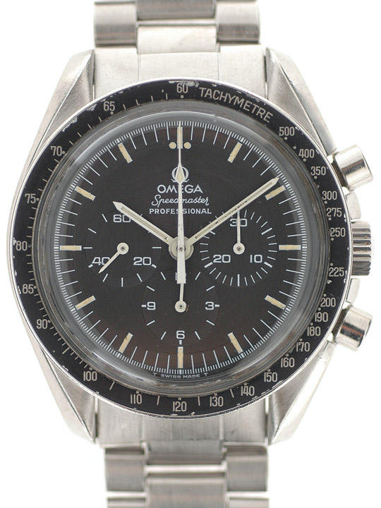Omega Speedmaster Professional Moonwatch Moonphase Scritta dritta '69 cal. 861 | Chieri