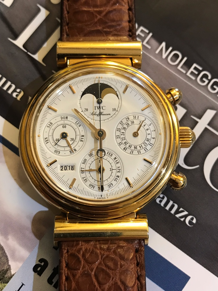Chrono Passion  orologi secondo polso fb783747c41