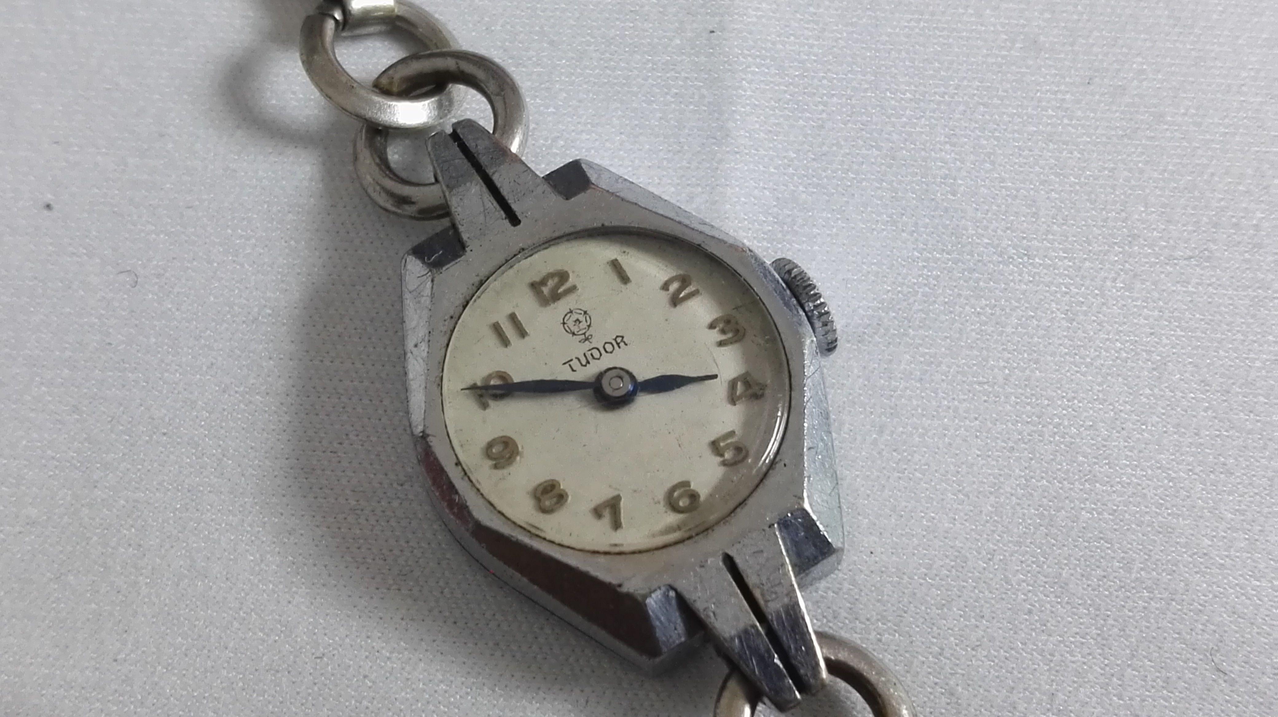 Tudor rare lady epoca denninson case watch manual winding nice   San Giorgio a Cremano