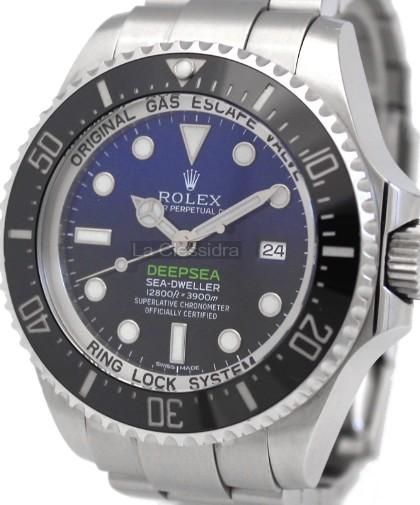 Rolex Sea-Dweller Deepsea 116660 D-Blue   Milano