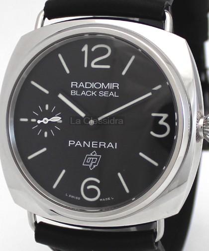 Panerai Radiomir Black Seal Logo PAM | Milano