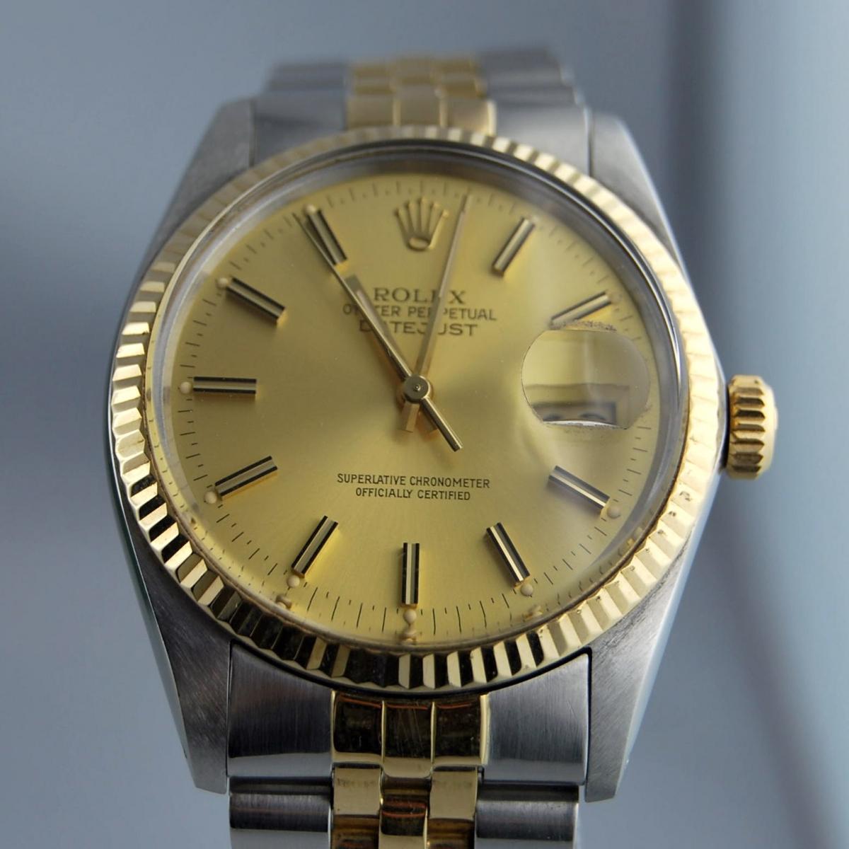 Rolex Datejust o4266   Trento