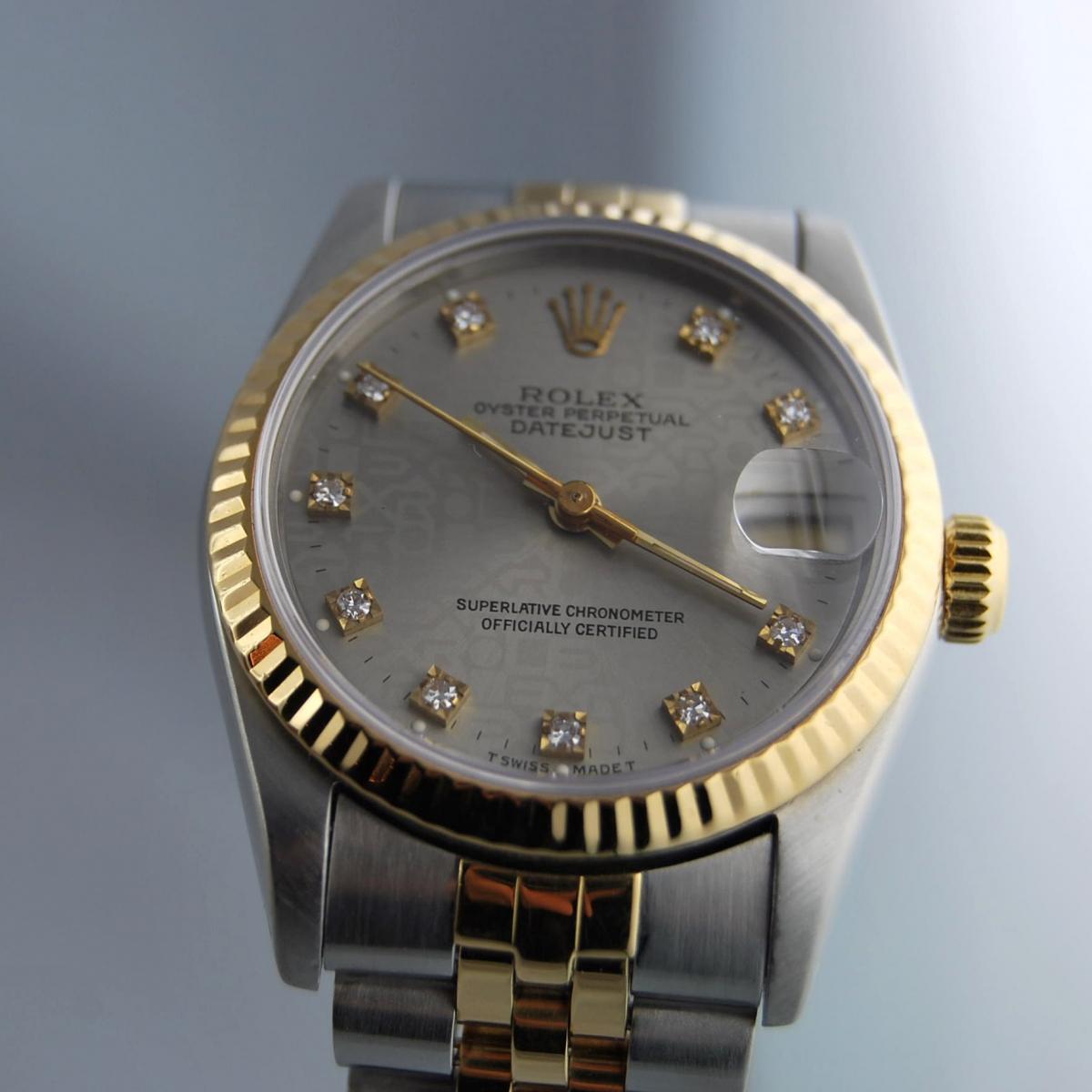 Rolex Datejust o4218   Trento