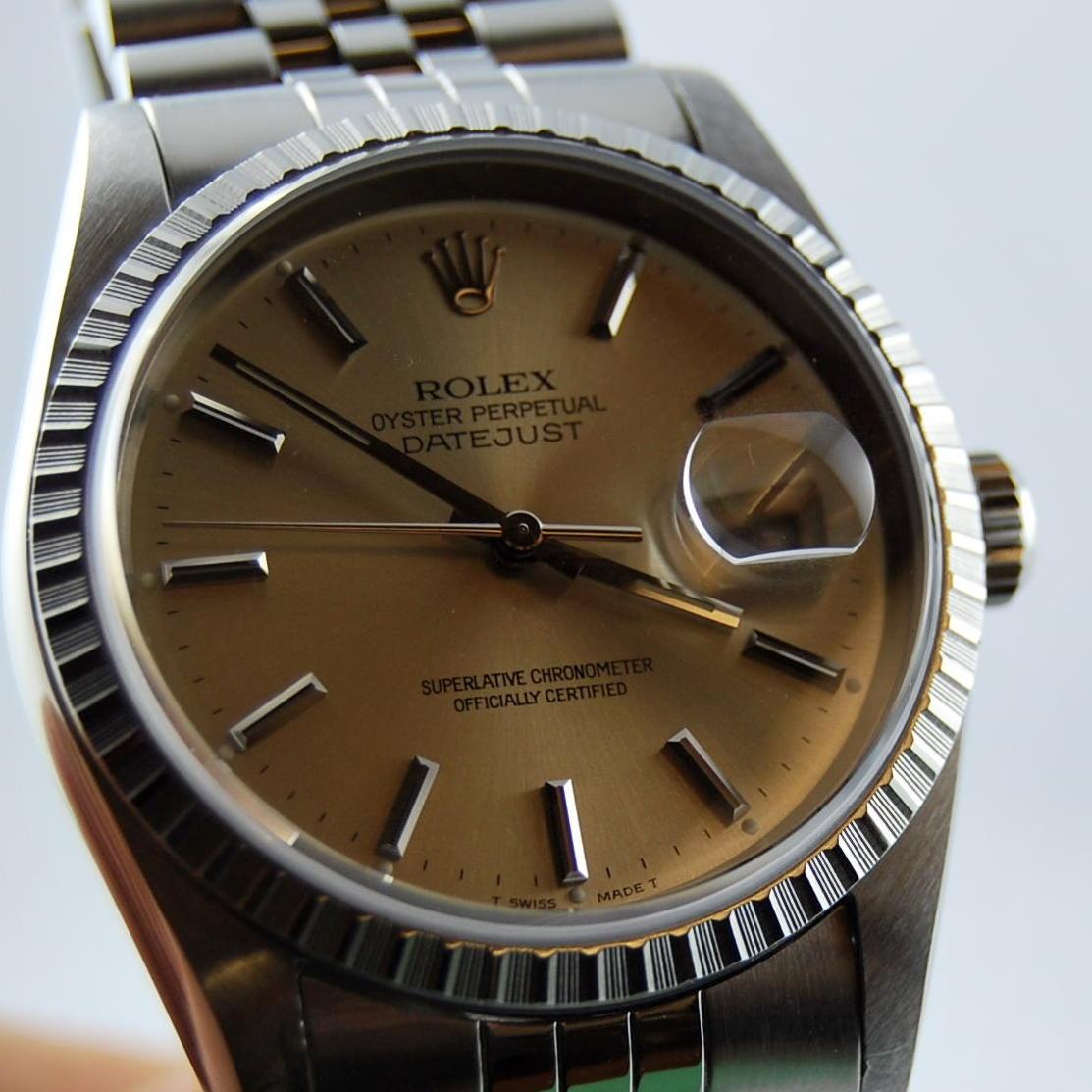 Rolex Datejust O4179 | Trento