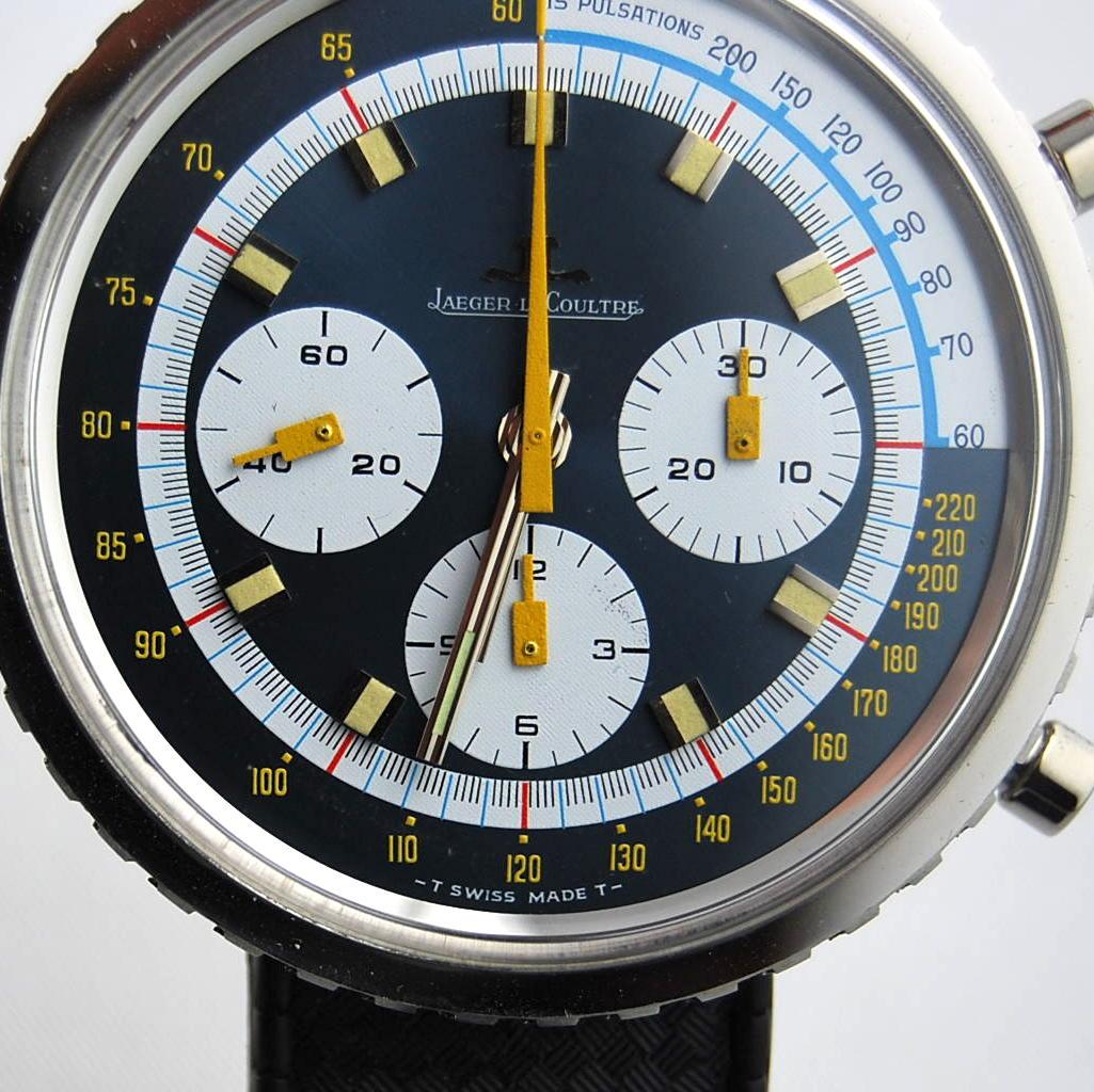Jaeger-LeCoultre Register Chronograph | Trento
