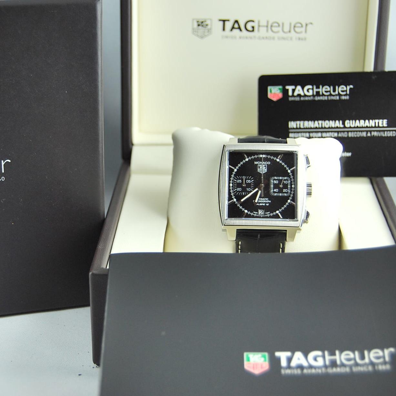 TAG Heuer Monaco Calibre 12 CAW 2110 | Trento