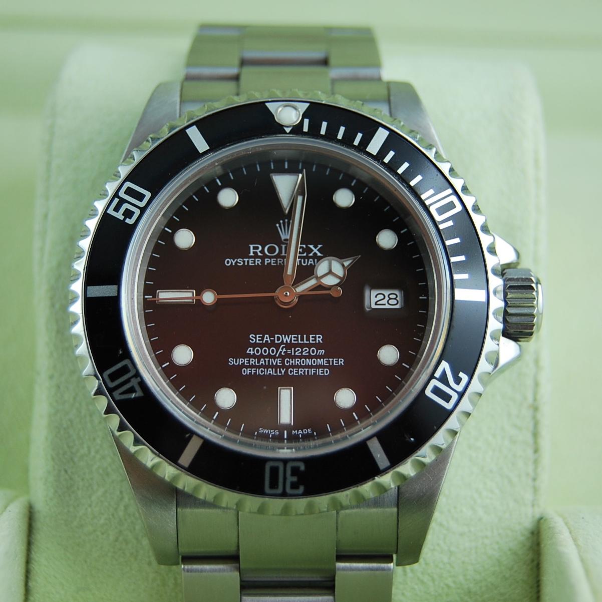 Rolex Sea-Dweller 16600   Trento