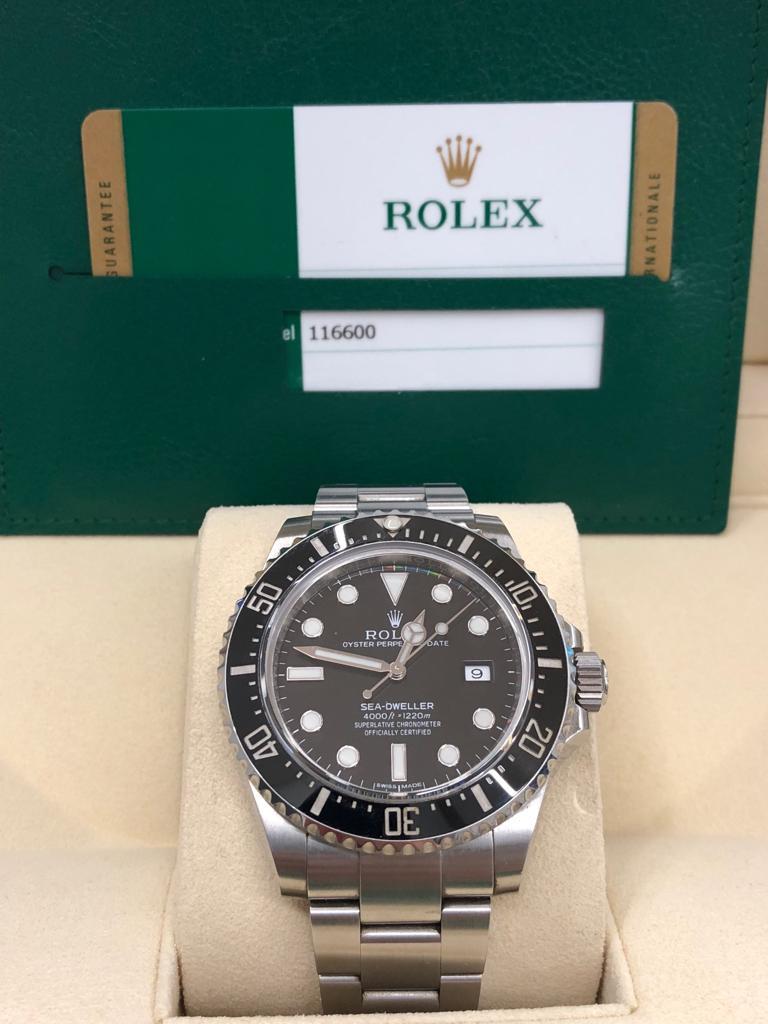 6b3480966fd Rolex Sea-Dweller 4000 1492