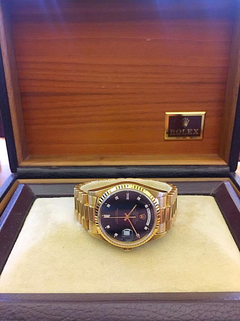 Rolex Day-Date / President ORO GIALLO | Tivoli
