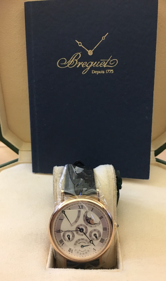 Breguet Classique Oro rosa | Tivoli