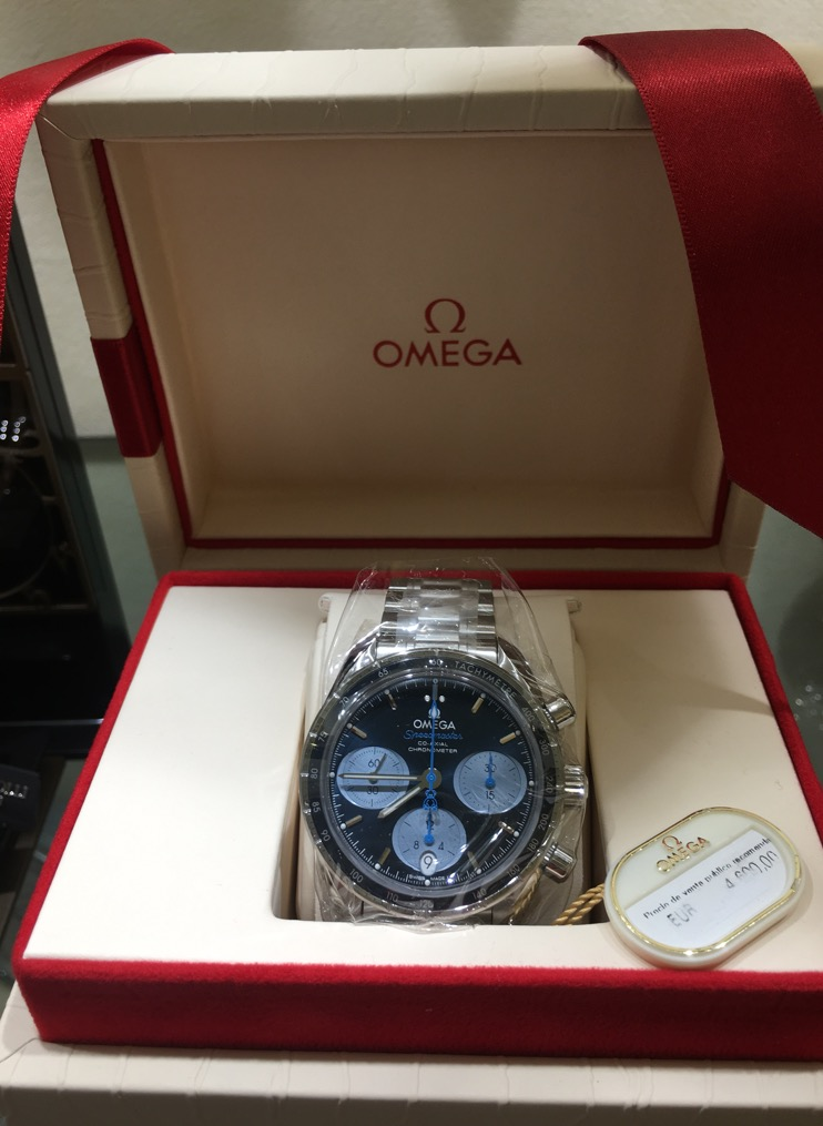 Omega Speedmaster Teddy  orbit | Tivoli