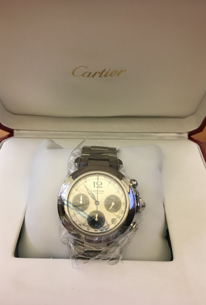 Cartier Pasha C 2412 | Tivoli