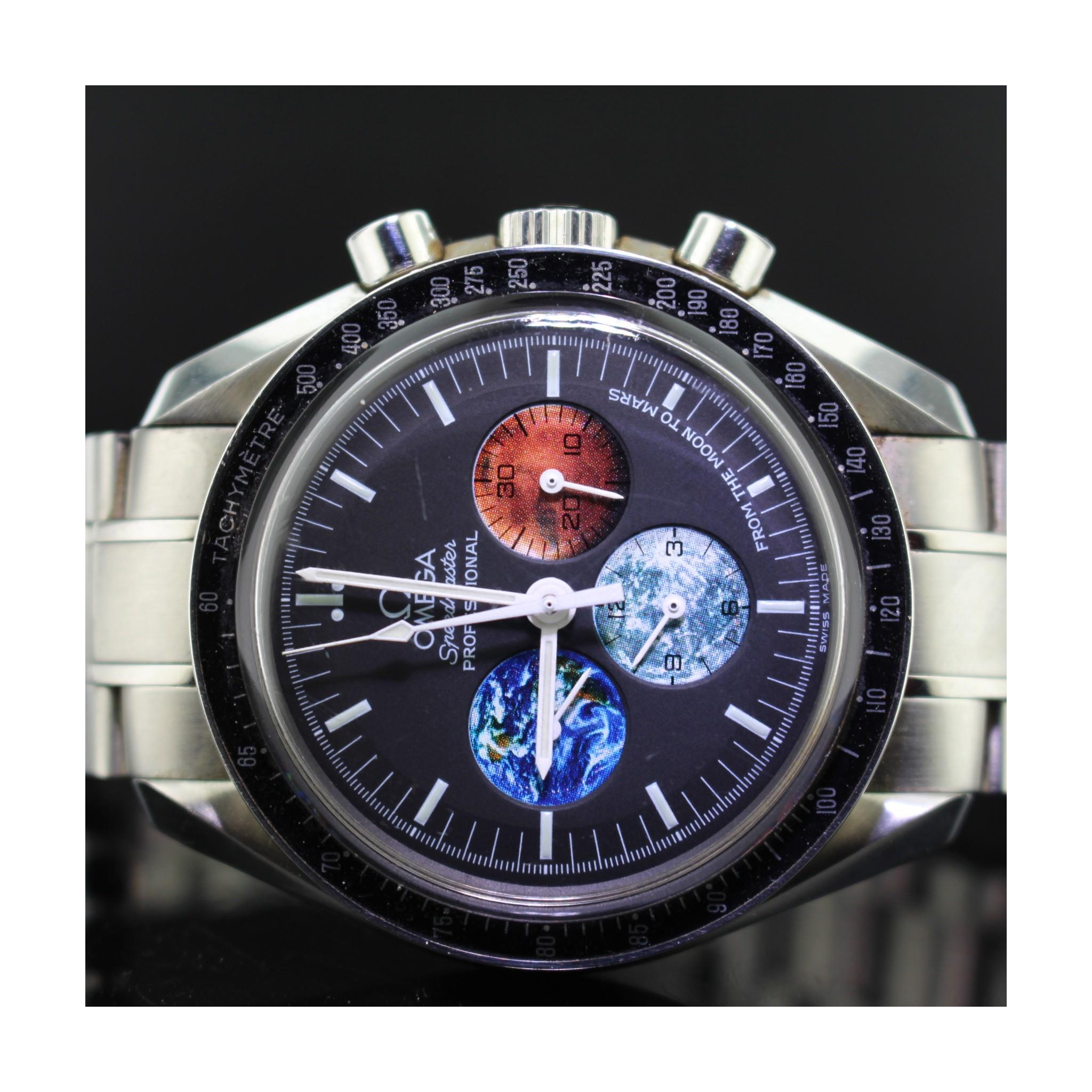 Omega Speedmaster Professional Moonwatch | Riccione