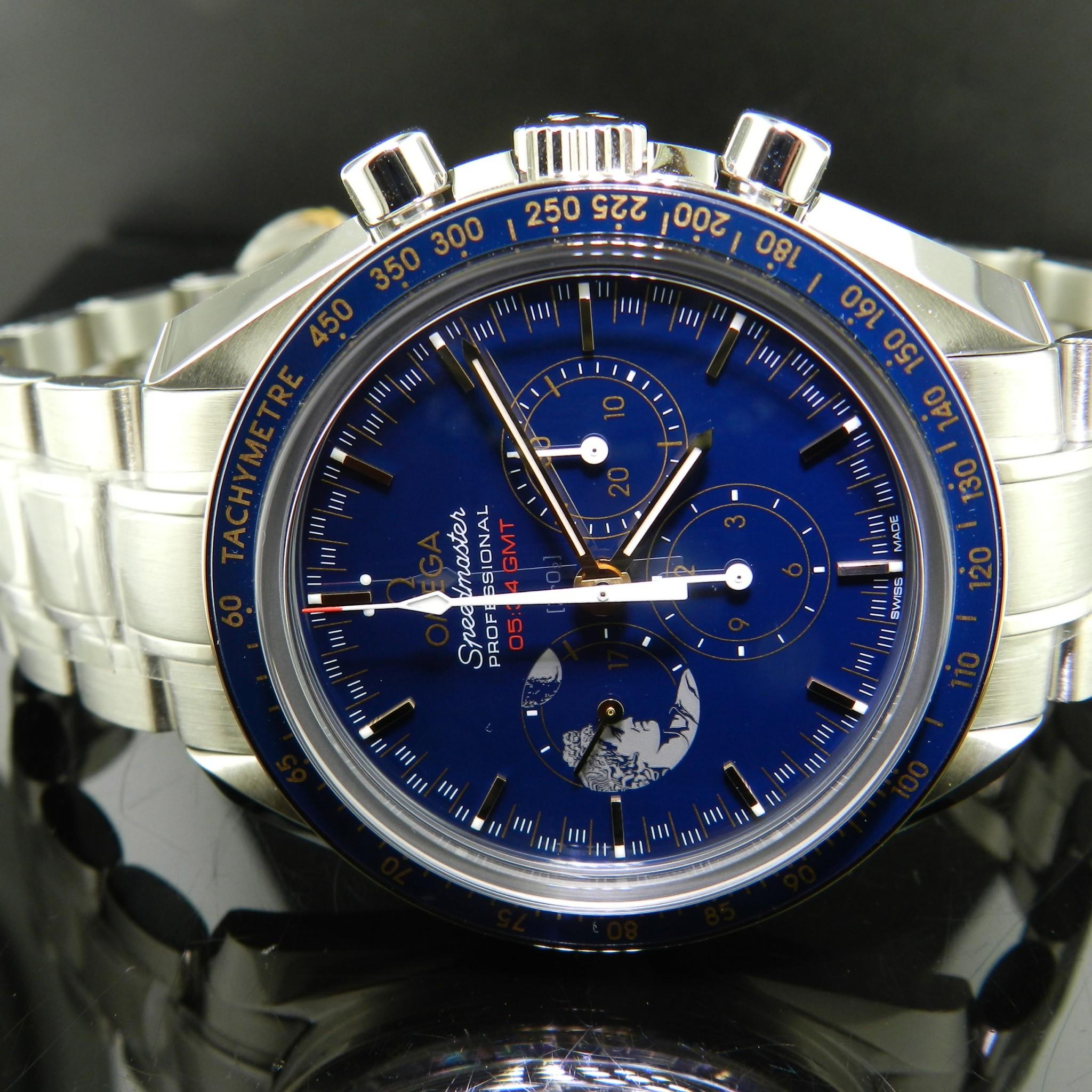 Omega Speedmaster Professional Moonwatch Apollo XVII L.E | Riccione