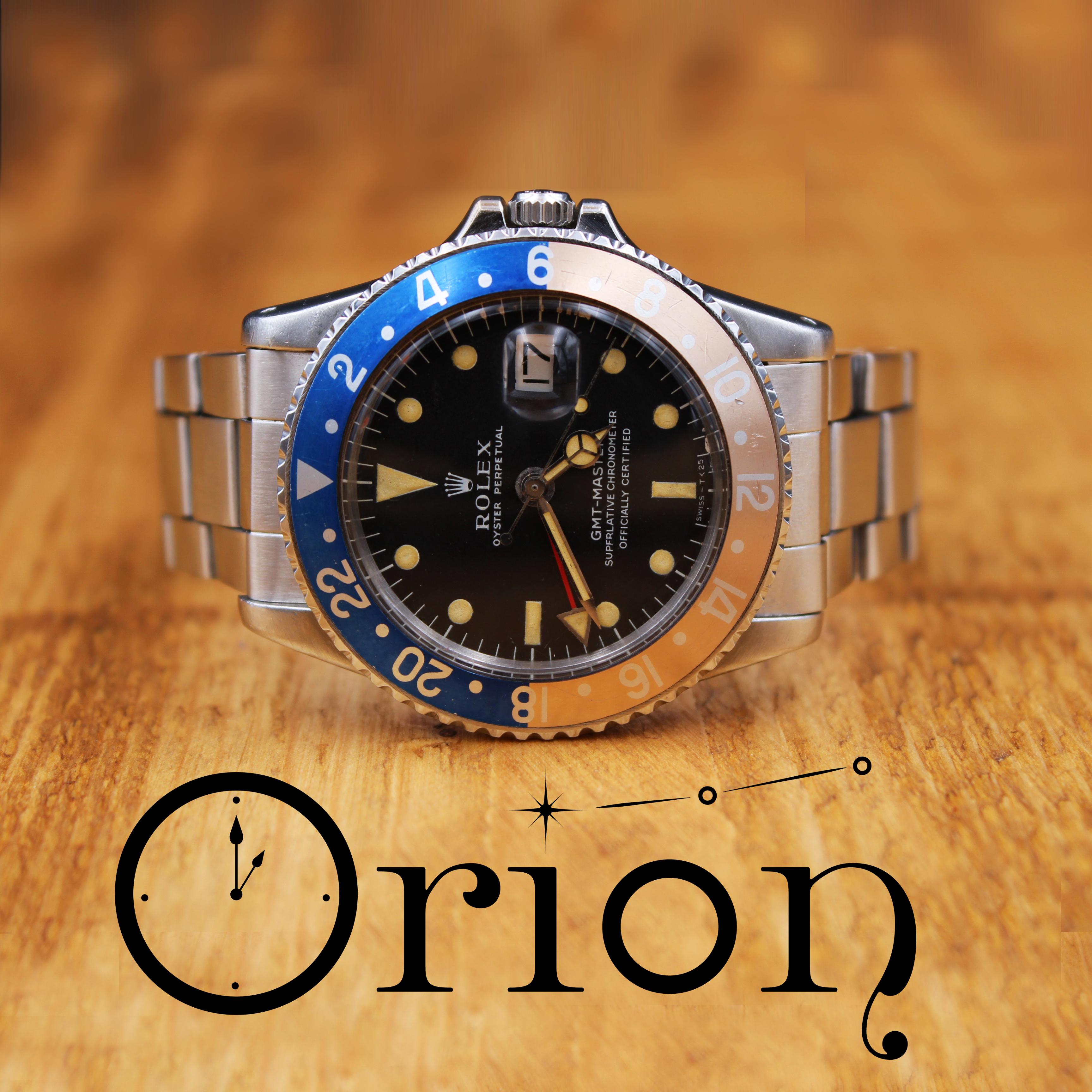 Rolex GMT-Master Long E | Firenze