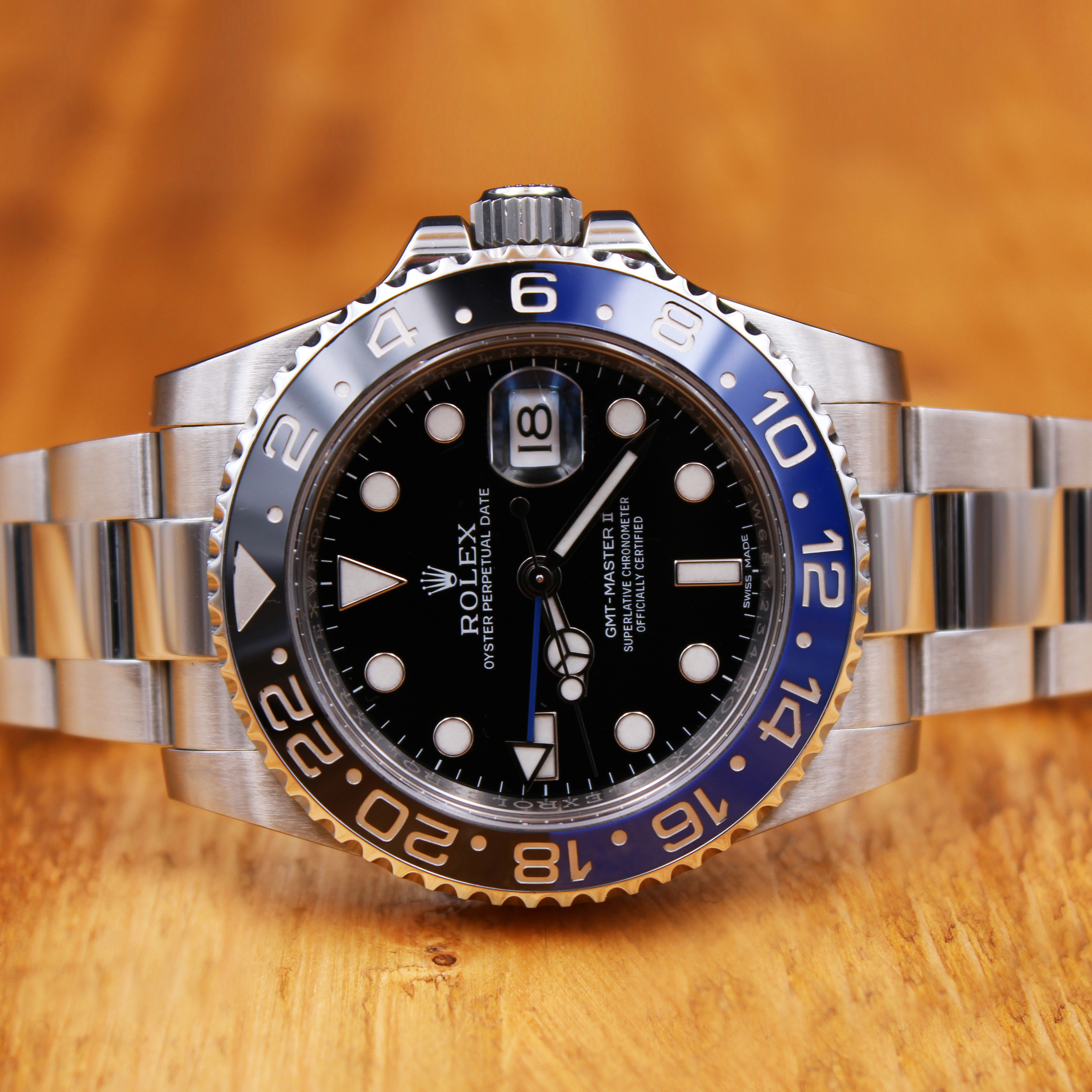 Rolex GMT-Master II Batman | Firenze