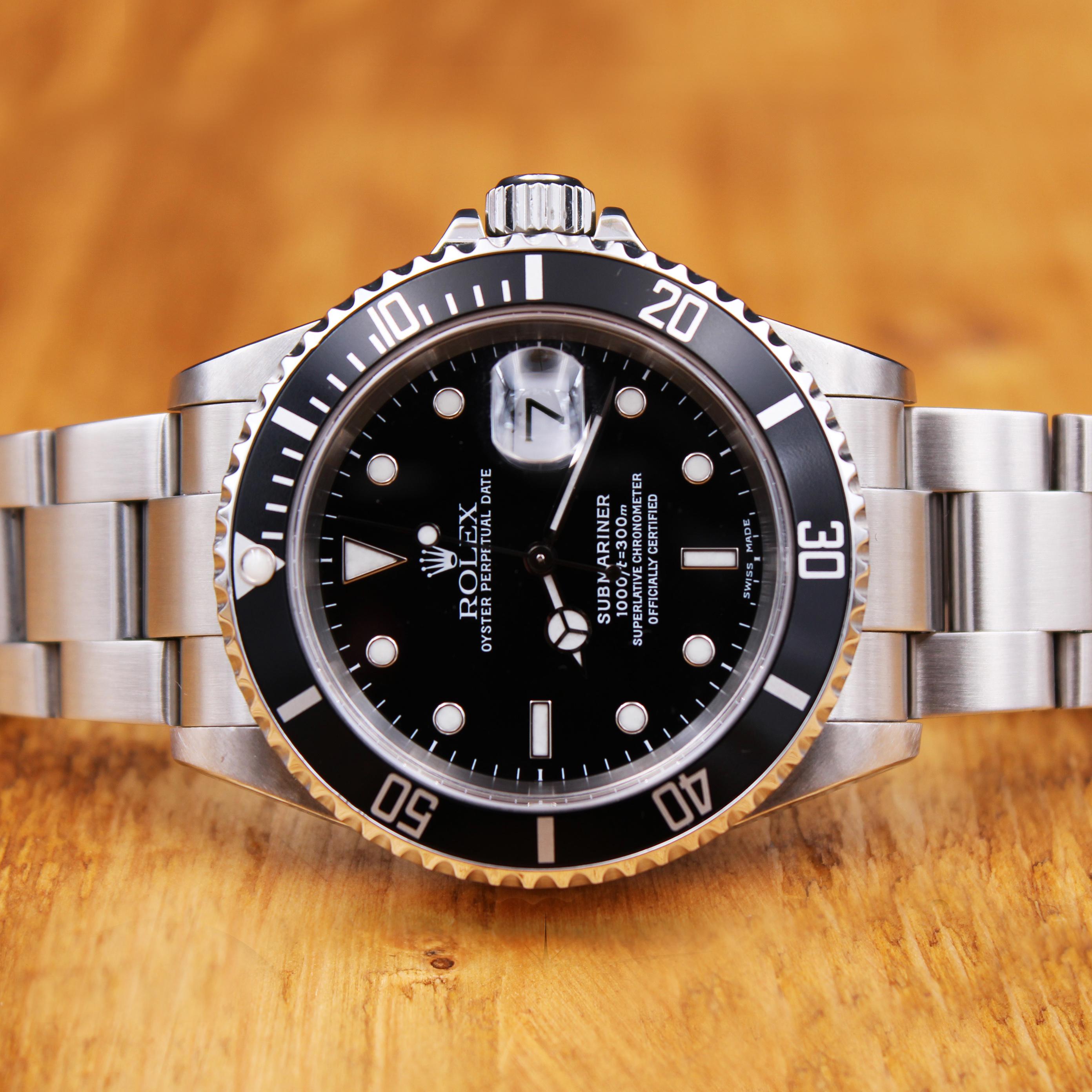 Rolex Submariner Date   Firenze