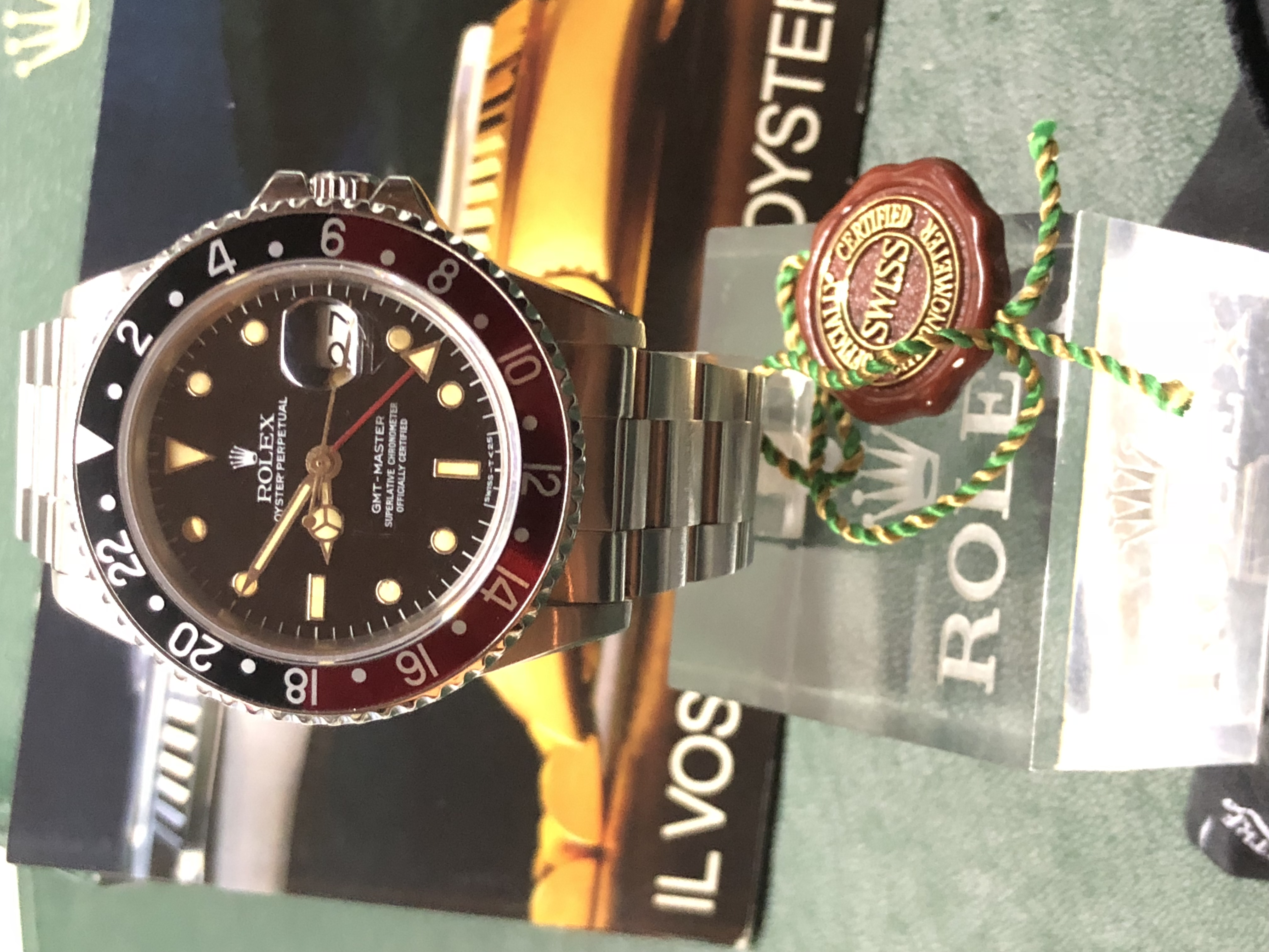 Rolex GMT-Master Fat Lady - Mark I - (no date) | Genova