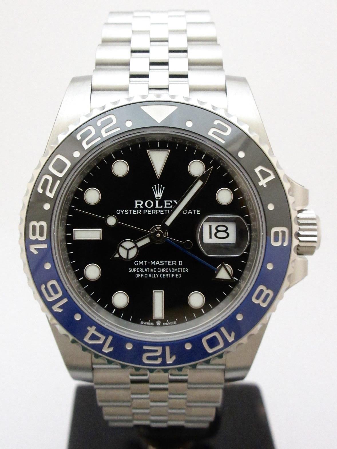 Rolex GMT-Master II | Brescia